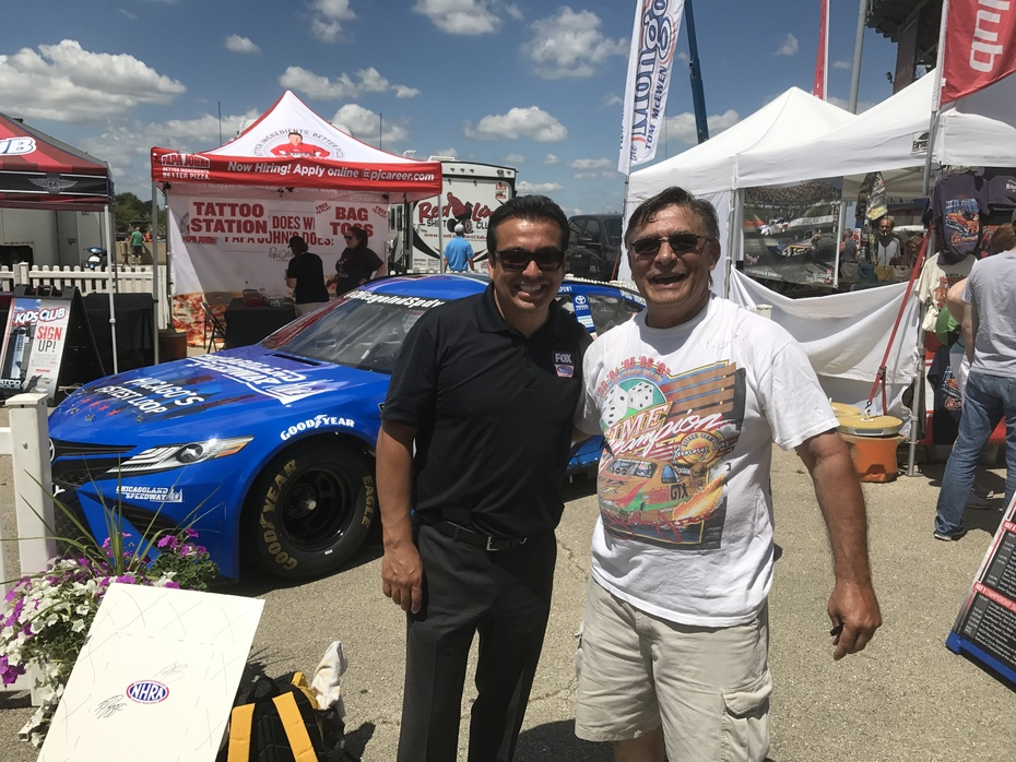 With, Tony Pedregon, Funny Car, Fox Sports, Dragster, 2017, NHRA,