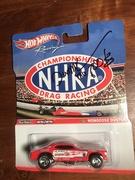 #14-16, NHRA, Tom(Mongoose)McEwen, Signing, Hot Wheels, Racing, 2011, NHRA