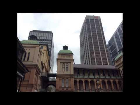 The Macquarie Street Tour 2014