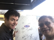 With, Papa John, Papa John's Pizza, 2017, NHRA,