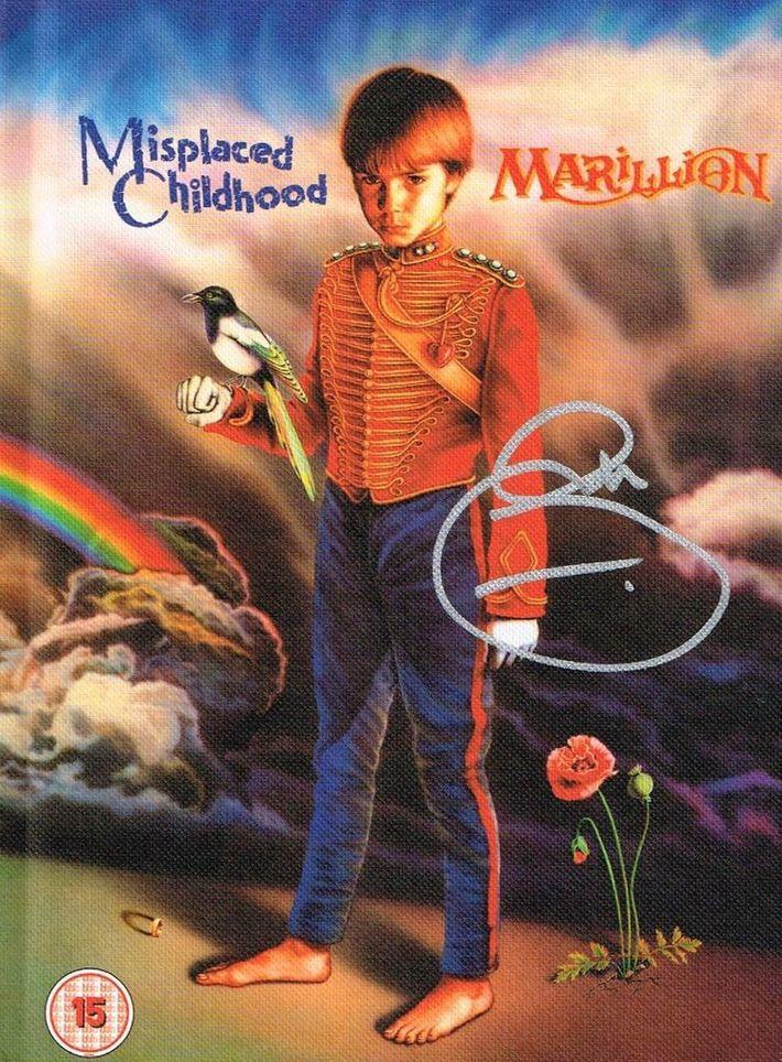 Marillion/Fish - Misplaced Childhood Deluxe Edition2017
