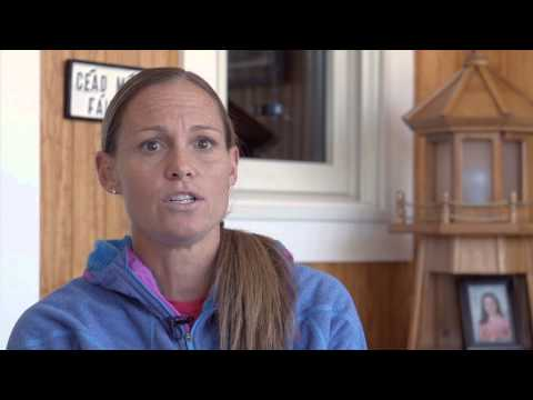 Christie Rampone - Healthy Choices