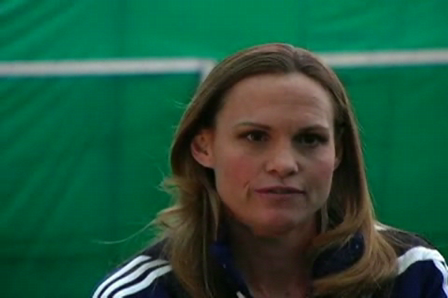 Olympic Gold Medalist, Christie Rampone Talks About Delivering Her Baby At Jersey Shore University Medical Center