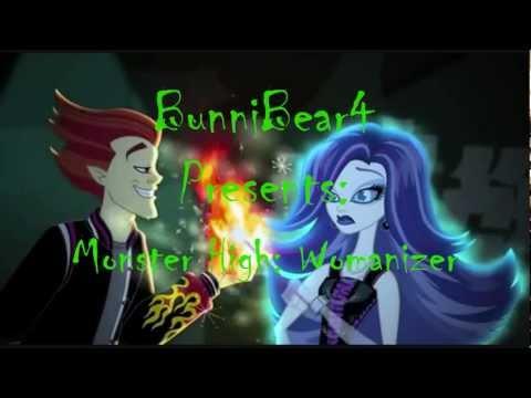 Monster High: Womanizer