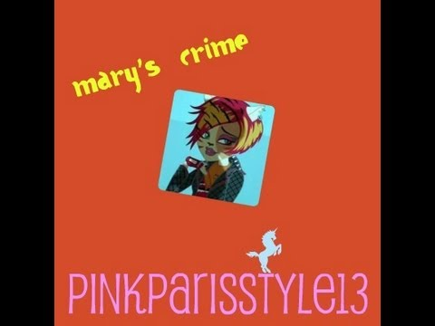 Mary's crime- MH stop motion