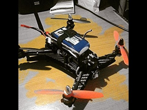 Eachine Q200 & CC3D Atom Mini