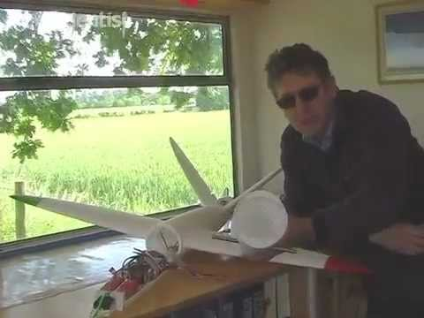 World First: 3D Printing - First Flight of Fully Printed Aeroplane (UAV/drone by Laser Sintering)