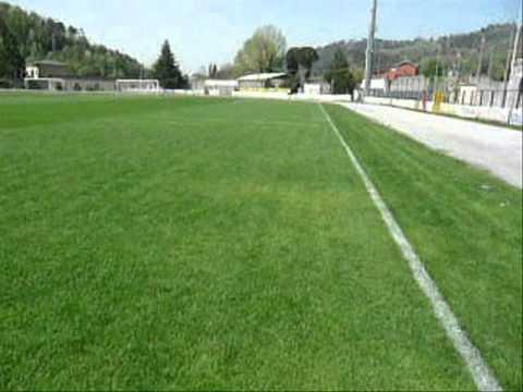 First flight Hexa 32 Camaiore Stadium