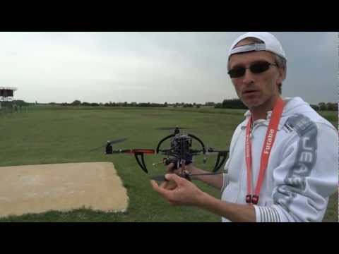 """ArduCopter V2.6ß - Testing the new code with APM2 and """"3DR U-Blox GPS"""""""