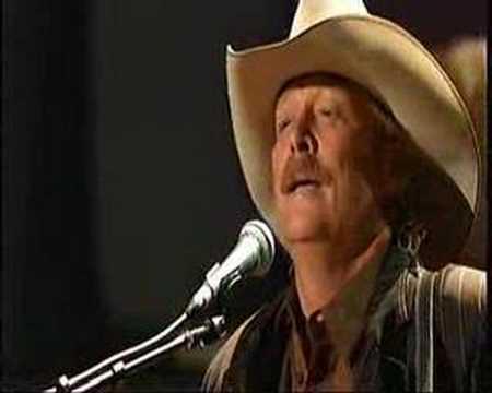 Alan Jackson - Blessed Assurance ( LIVE )