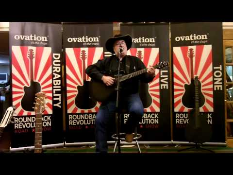 Ovation Guitars Hometown Hero Lynn Walker