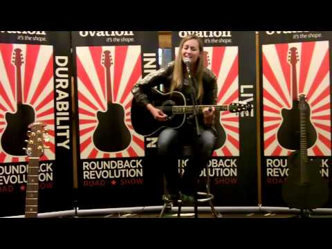 Ovation Guitars Hometown Hero Kristin Killion