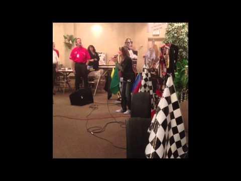 Shelly Wilson w/Raceway Ministries