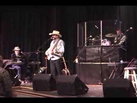 Gary Brock singing God Bless America.