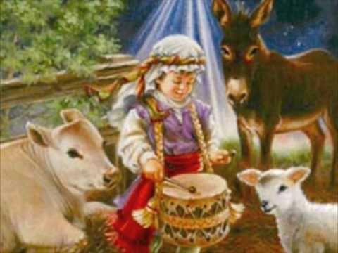 """CHRIS GOLDEN - """"Little Drummer Boy"""""""