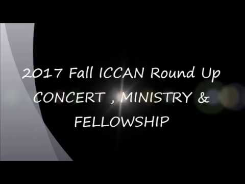 2017 Fall ICCAN Round Up CONCERT