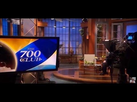 Steve's Testimony On The 700 Club