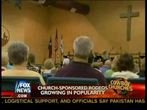 Cowboy Church on Fox News