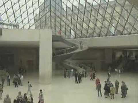 I.M. Pei, Designing the Louvre