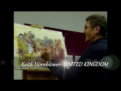 IWS thanks the Masters of Watercolor Painting