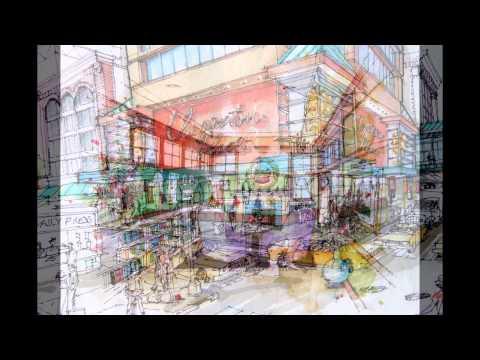 Drawings by BeLoose Graphic Workshop