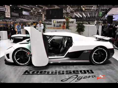 Top 10 Most Expensive Cars in The World 2011-2012