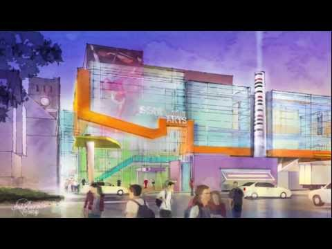 StudioYVES SSM ArtCenter Generic Design Presentation