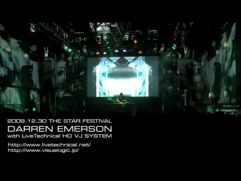 HD VJing with Coolux