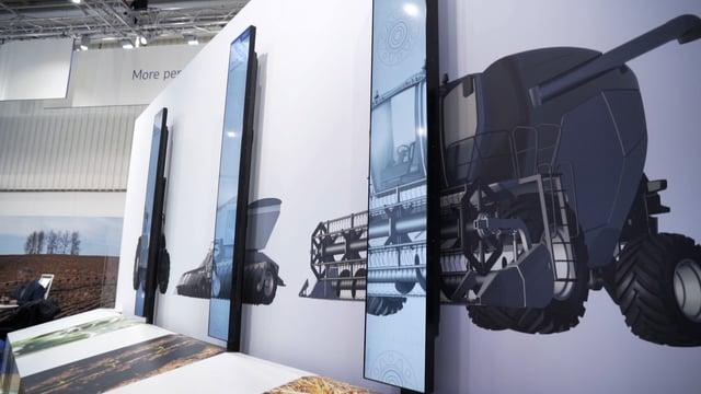 Moving Displays
