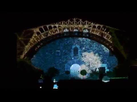 Making Of Video Maping Girona