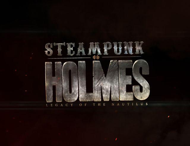 Steampunk Holmes trailer