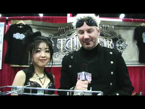 Tinker Steampunk (Raw Footage)