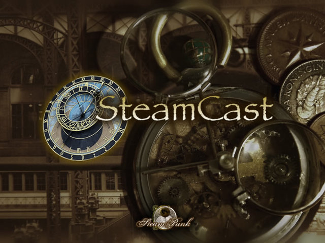 SteamPunk ~ SteamCast ~ Interview with Kevin Mowrer (Português/English)