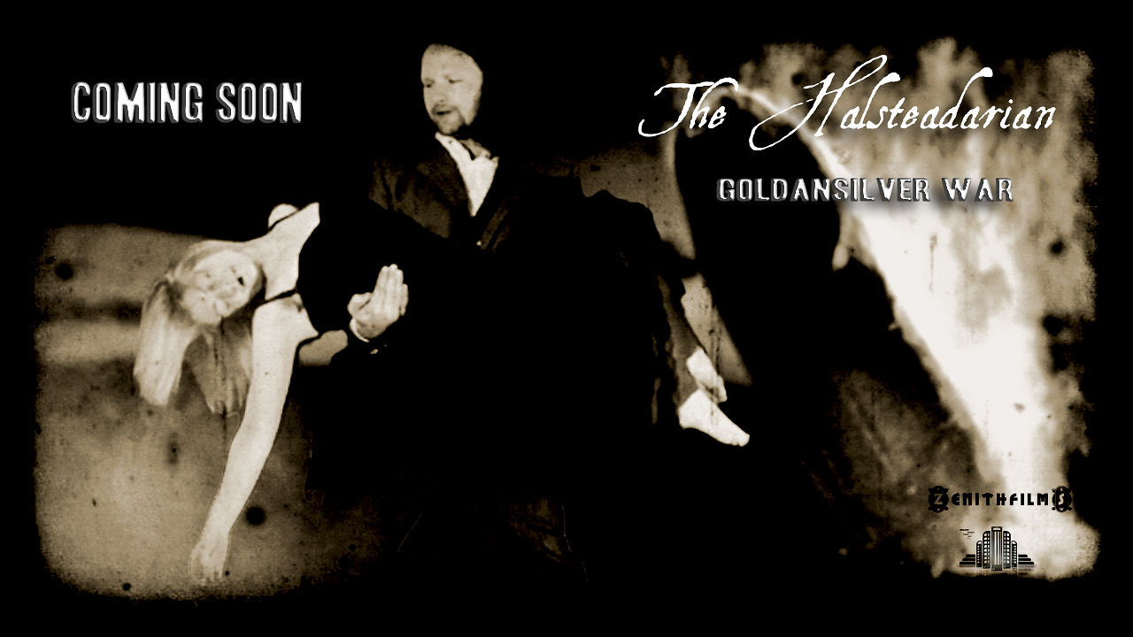 The Halsteadarian: Goldansilver War web series