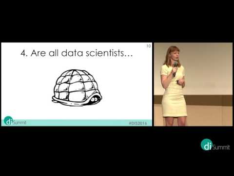 #DIS2016 - Nele Coghe - Are all data scientists nerds?