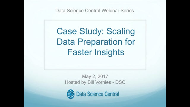 Case Study: Scaling Data Preparation for Faster Insights