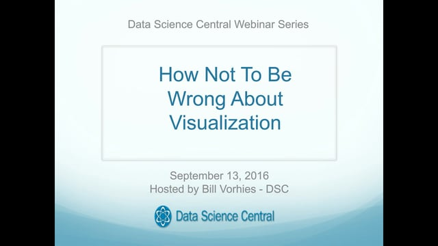How Not to Be Wrong About Visualization