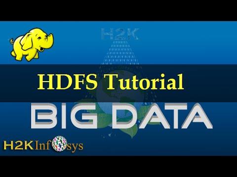 Hadoop BIG DATA Tutorial | HDFS Introduction | HDFS Tutorial for Beginners