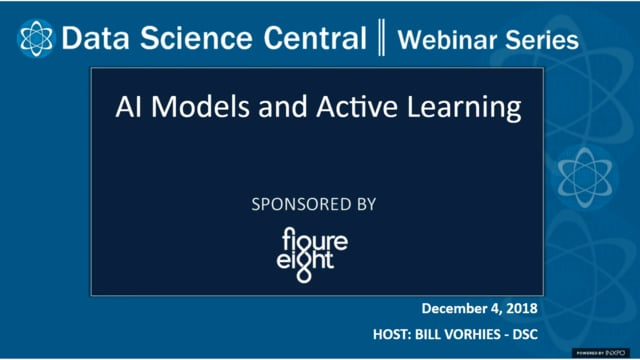 DSC Webinar Series: AI Models And Active Learning
