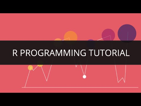 R Tutorial | R Programming Tutorial | R Programming | R Programming Language