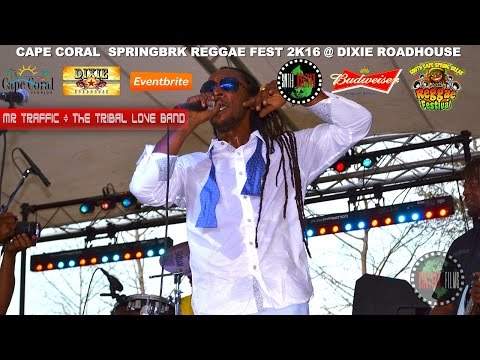 MR TRAFFIC & The TRIBAL LOVE BAND   |   KY-MANI MARLEY (Live)