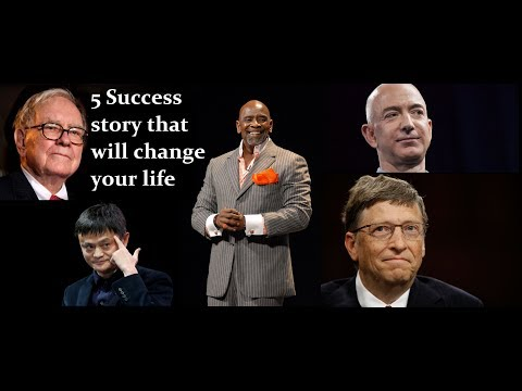 5 Success story that will change your life