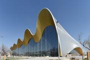 Rhythmic Gymnastics Center, Moscow, Russia