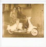 """LAMBRETTA STORY : Polaroiders @ """"IL VINTAGE"""" - PARMA"""