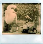Wally & Eve DisneyLand 2011