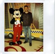 Mickey e Alan DisneyLand 2011