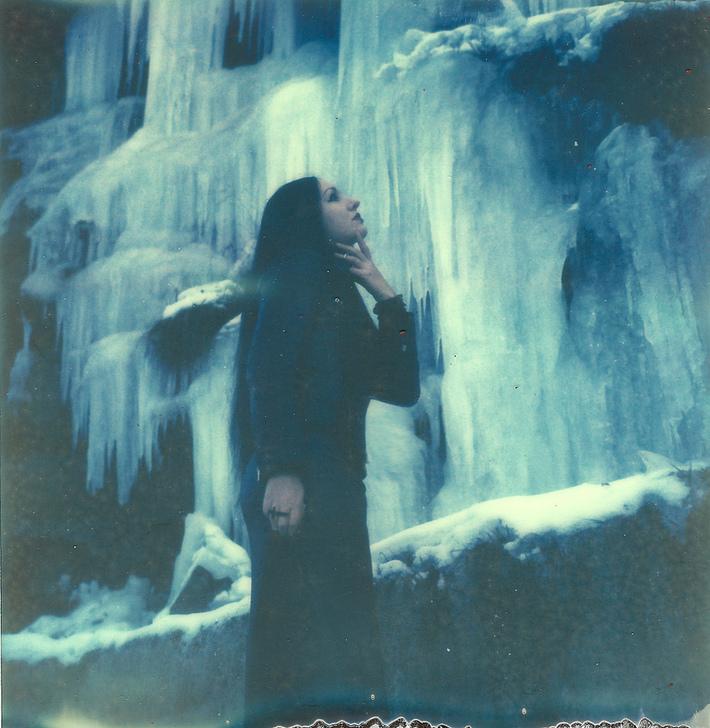 Where Waters Fall Frozen