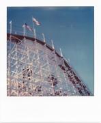 Santa Cruz - roller coaster