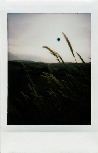 tramonto - fuji instax mini