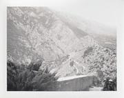 A view of: Valle del Sagittario - Castrovalva